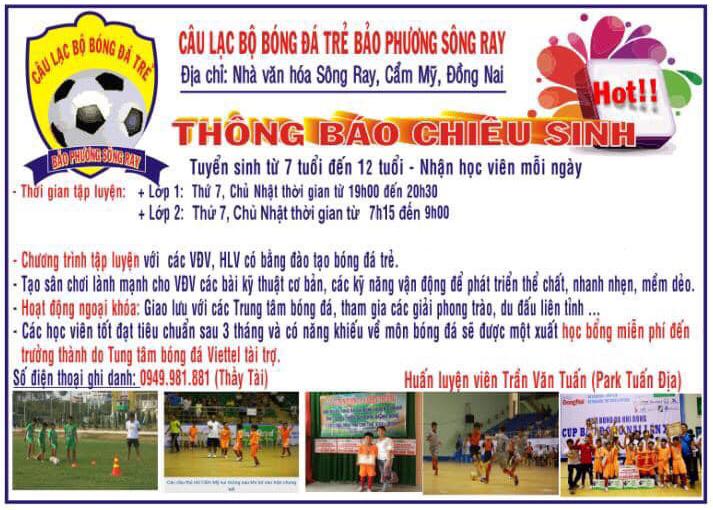 THONG BAO TUYEN SINH